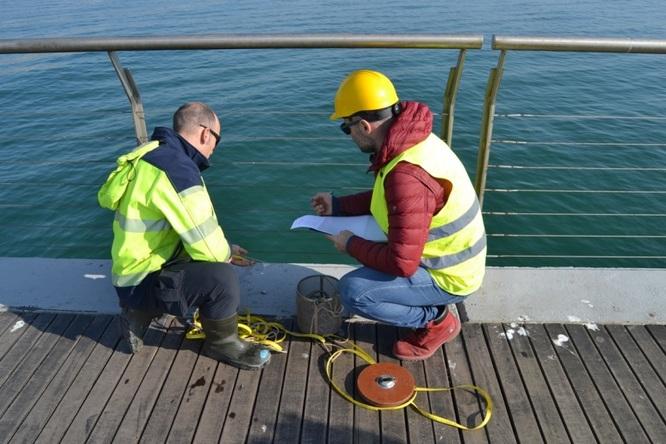 Comencen els treballs per a la recuperació del pont del Petroli