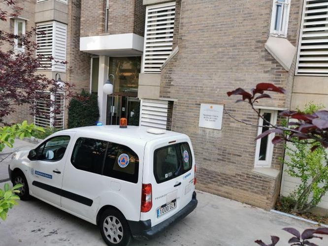 L'Ajuntament de Badalona reparteix 22.500 mascaretes entre les residències de gent gran, les llars residencials i les residències de disminuïts físics de la ciutat