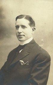 Ramon Marull, 1917Fuente: coleccion Ramon Marull, autor desconocido