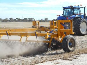 Working in the WA wheatbelt