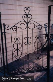 Gates - Aj Wrought Iron