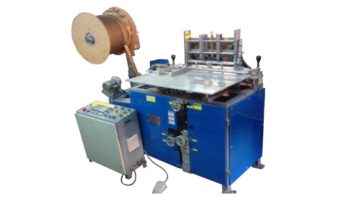 Automatic Wiro Cutting, Inserting and Closing Machine