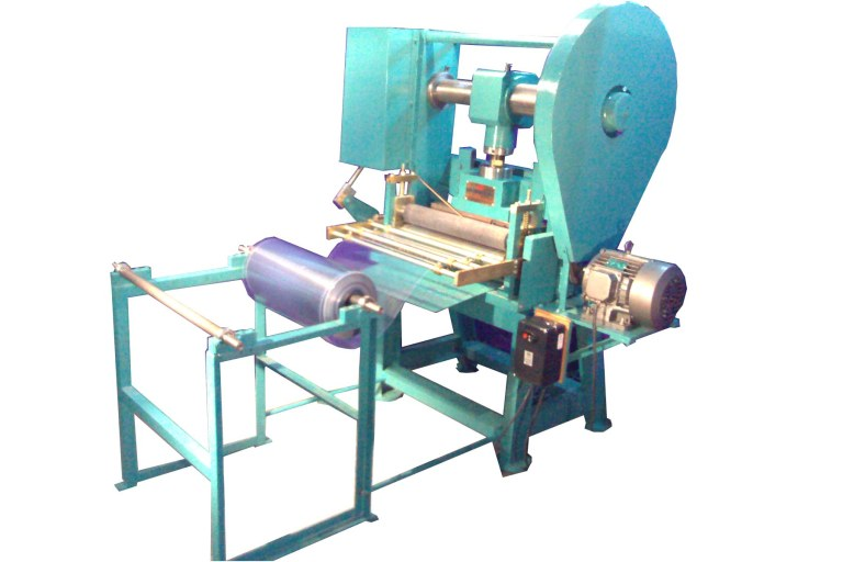 PVC Collar Band Cutting Machine