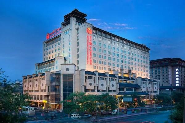 西安陽光國際大酒店預訂價格,聯系電話位置地址【攜程酒店】