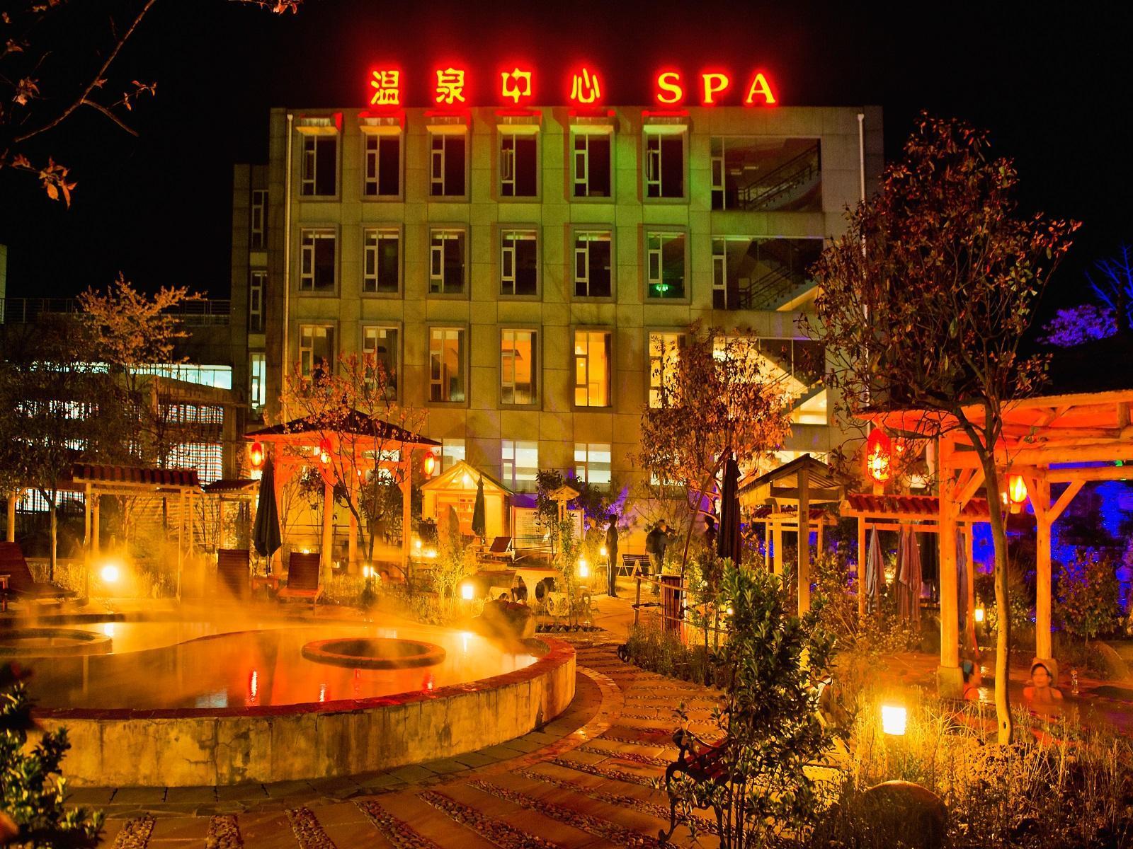 Hotel Murah Di Mount Emei China Asia