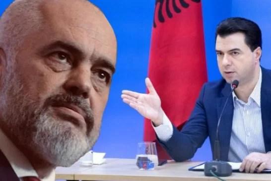 Basha i prerë: Edi Rama s'do të jetë kurrë pjesë e qeverisjes sonë, koha e tij ka mbaruar!