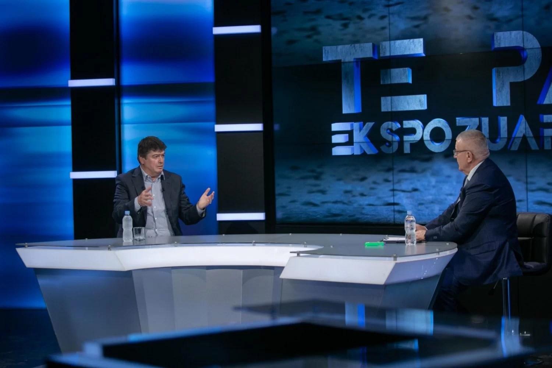 """""""Sa të jetë Berisha në PD, unë nuk kam vend aty"""", Bamir Topi shpjegon përse u largua nga FRD"""