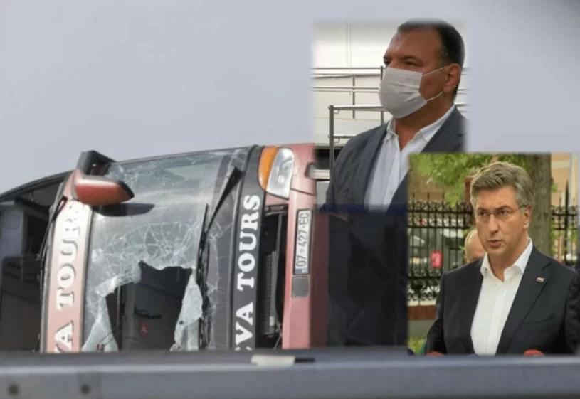 Ministri kroat i Shëndetësisë jep detaje për gjendjen shëndetësore të shqiptarëve të lënduar