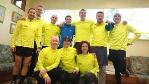 Pripreme za maraton Treviso