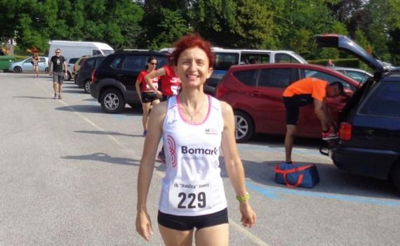 Alenka Horvat - pobjednica kupa SZH