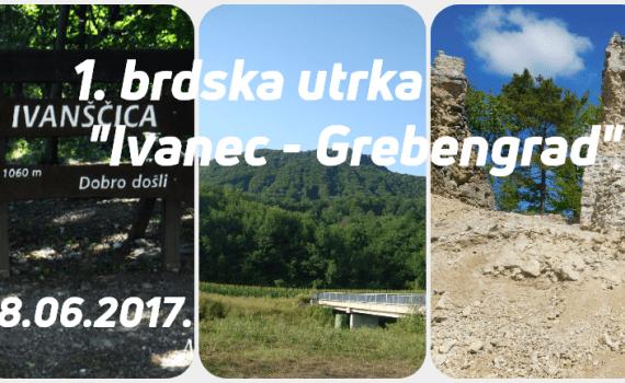 1. brdska utrka Ivanec - Grebengrad
