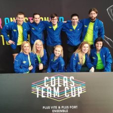 Colas Team Cup Pariz 2018