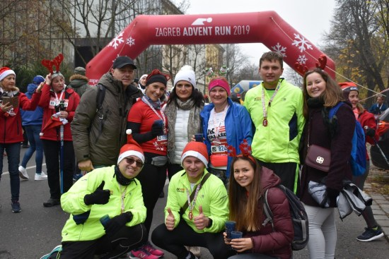 4. Zagreb Advent Run 2019
