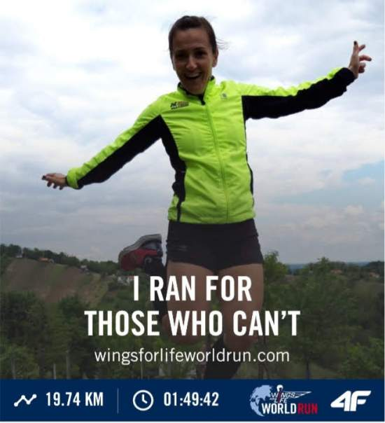 Wings for Life 2020 World Run 2020