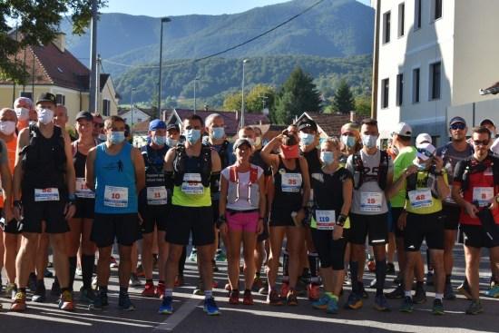 Start - 1. brdski maraton Ivanec - Novi Marof