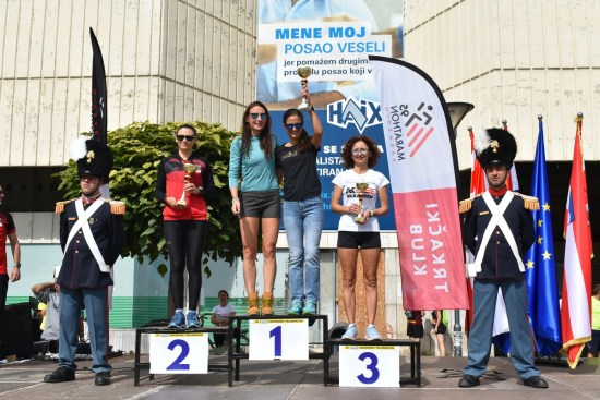 Alenka Horvat osvojila 3. mjesto - 26. Joma Varaždinski polumaraton