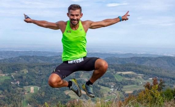 Kalnik Trail 2020 - Pobjednik Dinko Solić