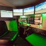 Redbird FMX Simulator