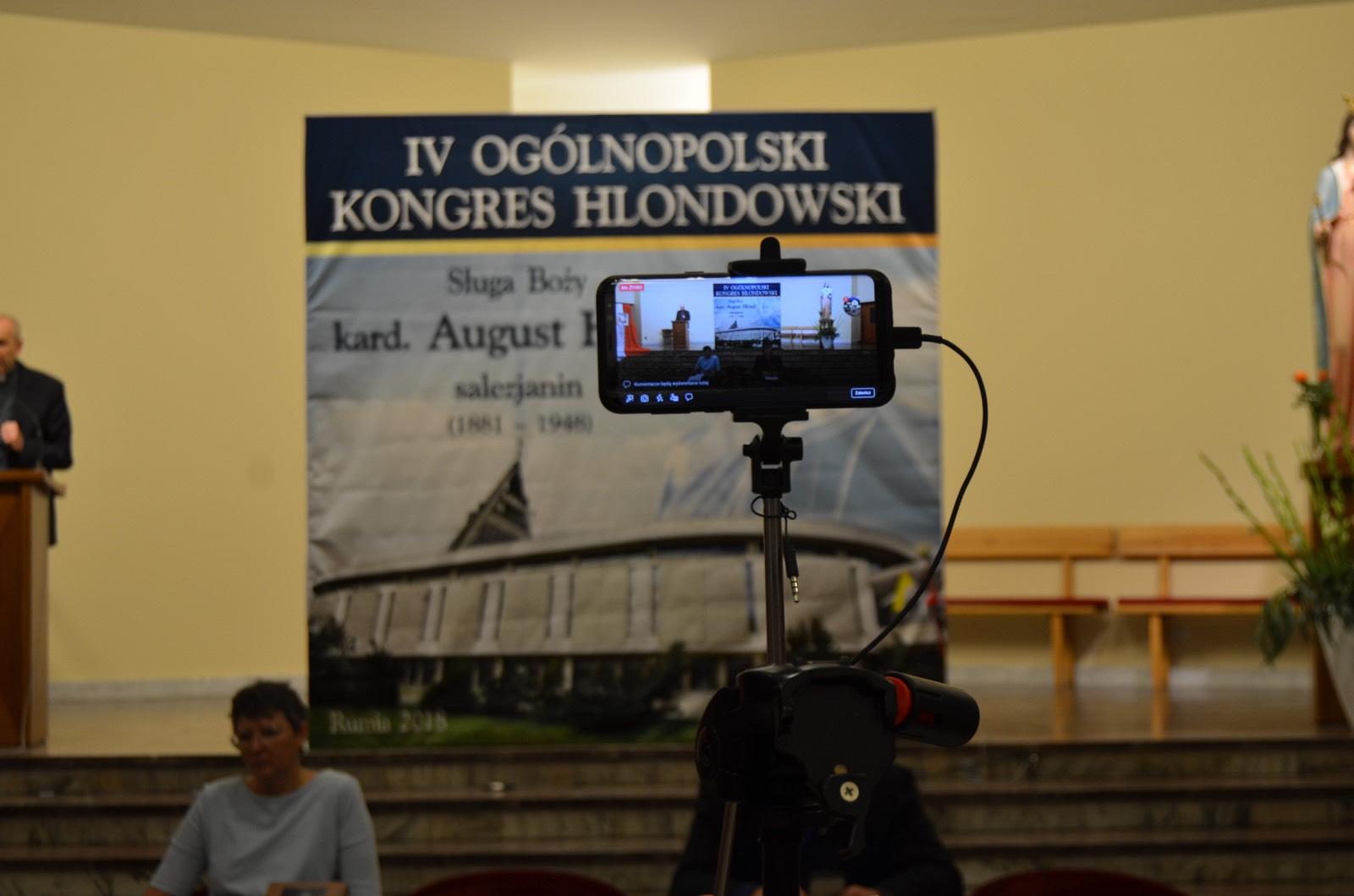 TRANSMISJA: IV Ogólnopolski Kongres Hlondowski