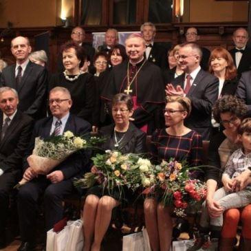 GALERIA: Rozdanie nagród Pro Ecclesia et Populo 2018