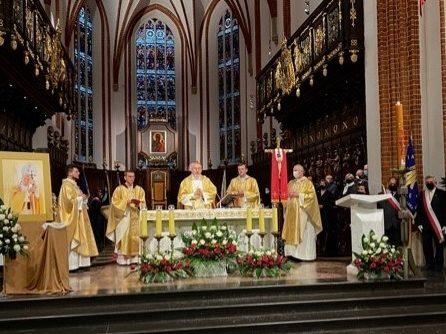 Akcjo Katolicka jesteś potrzebna Kościołowi! – Transmisja mszy świętej z okazji 25-reaktywacji Akcji Katolickiej
