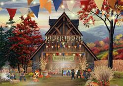 Happy Birthday! Barn Dance E Card By Jacquie Lawson