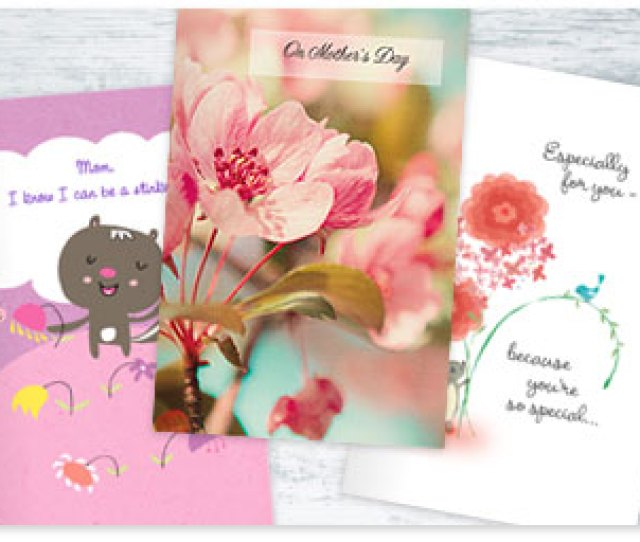 Three Mothers Day Printable Cards Browse Mothers Day Printables