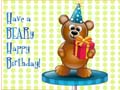 Beary Birthday