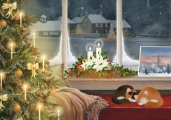 Jacquie Lawson E Cards Santa Amp Company Home Decorating