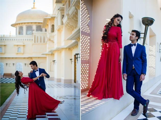 Best Pre Wedding Photo Shoot Locations In India : TripHobo