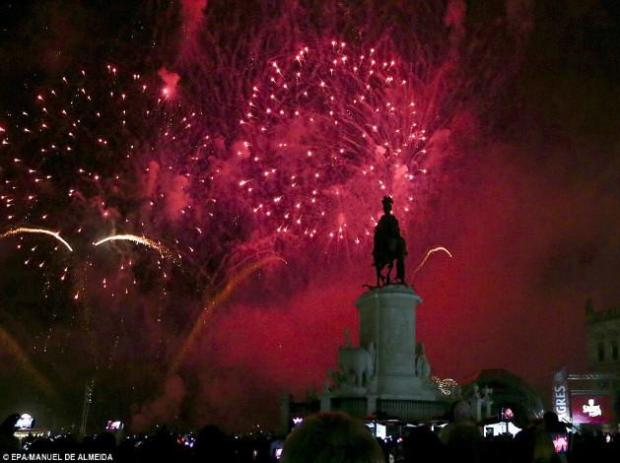 10 Top Cities With The Best New Year's Eve Celebrations- Lisbon