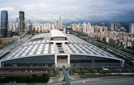 Shenzhen Convention And Exhibition Centre Shenzhen Ticket