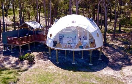 Mile End Glamping Margaret River Ticket Price Timings