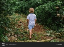 Barefoot Boy Woods