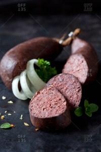 sausage stock photos - OFFSET