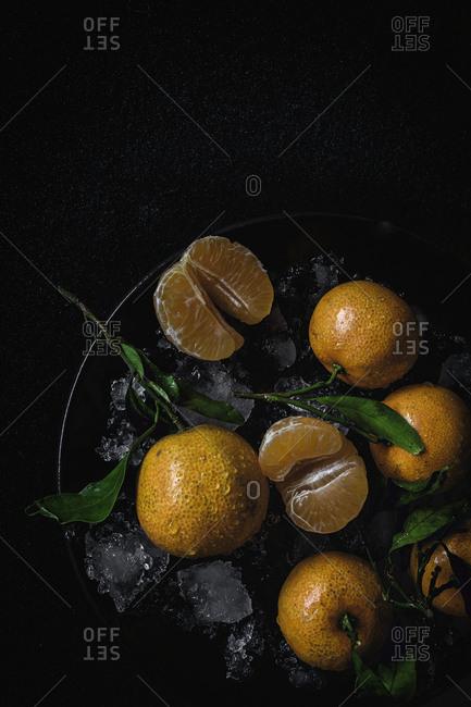 fruit lays stock photos