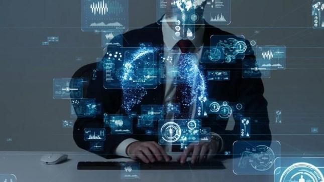 System Engineering Concept. Digital Transformation. Stock Footage ...