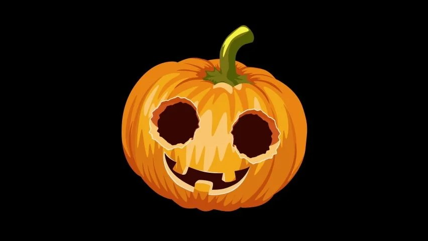 Watch this funny cartoon for kids with. Jack O Lantern Or Pumpkin Stock Footage Video 100 Royalty Free 1060536343 Shutterstock