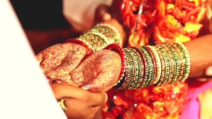 Indian Wedding Ritual Bride And Stock Footage Video 100 Royalty Free 21151153 Shutterstock
