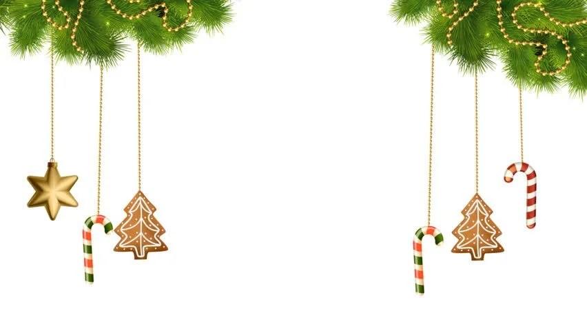 Christmas Decorations And Toys On Arkivvideomateriale 100 Royaltyfritt 21558202 Shutterstock