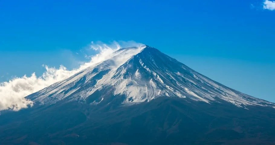 We show you the best sunrise and sunset spots to photograph mount fuji and. Timelapse Of Fuji Mountain Japan Stock Footage Video 100 Royalty Free 33717025 Shutterstock