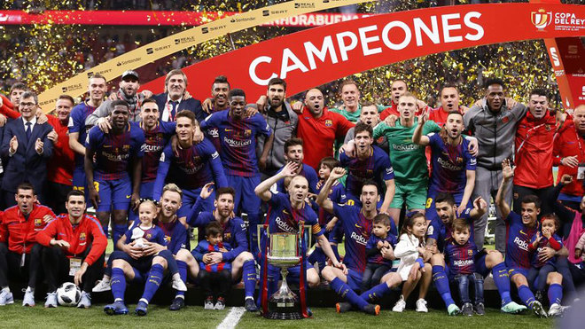 Final Copa del Rey 2018: La lección final de Iniesta | Marca.com