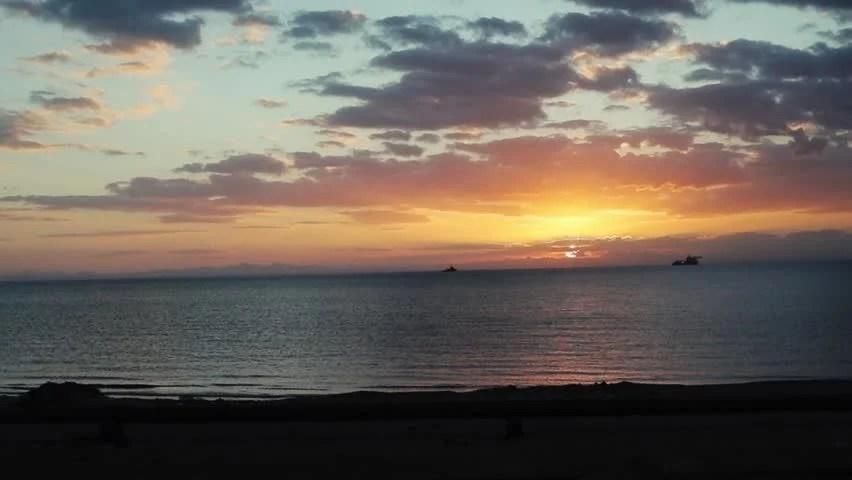 Sea Sunset Wallpaper Hd Sunset Seascape In Egypt Image Free Stock Photo Public