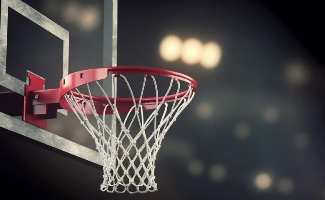 Basketball Hoop Without A Net Image Free Stock Photo