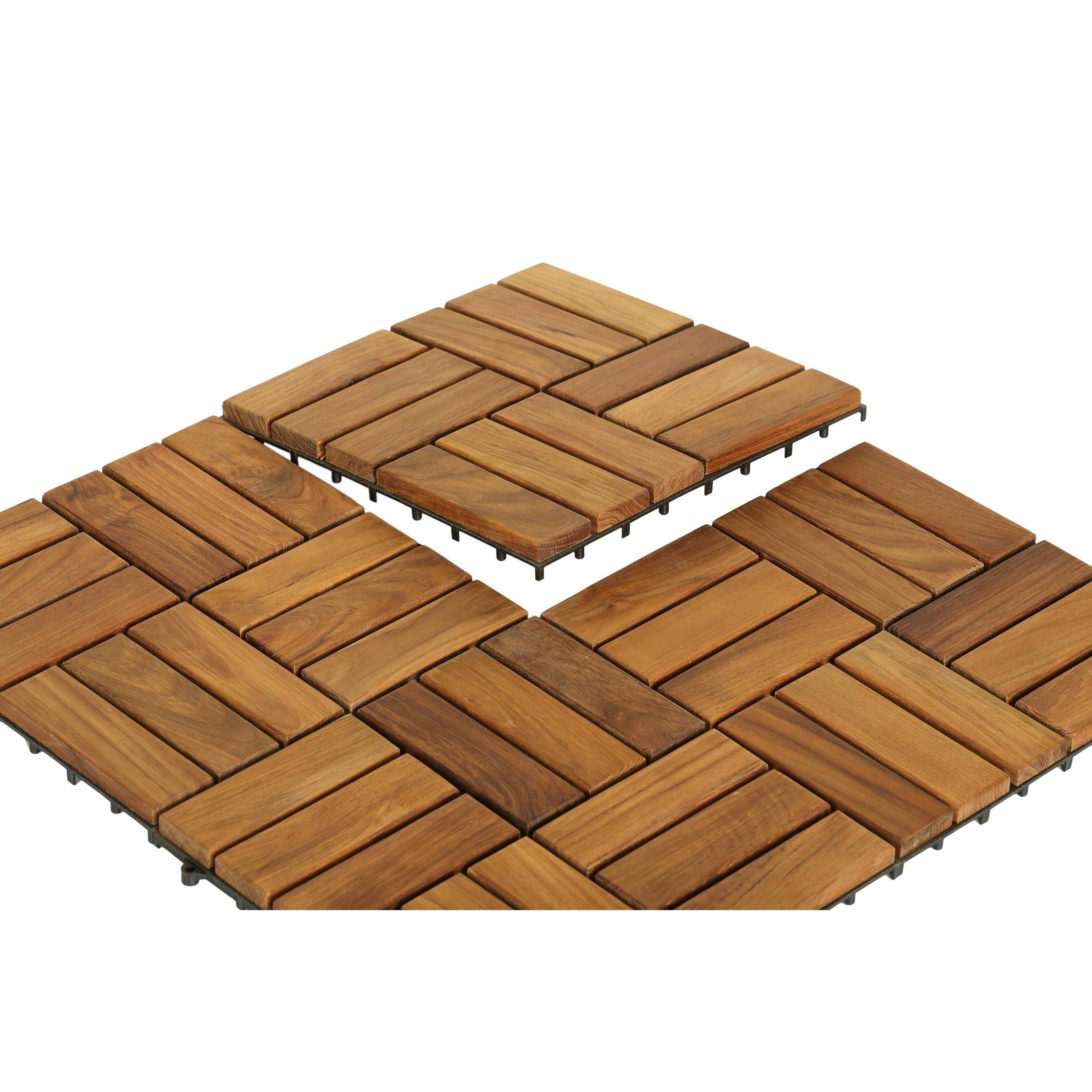 What Wood Goes With Teak