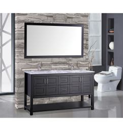 shop mtd vanities norway 60 inch double sink bathroom vanity set with mirror and faucet on sale free shipping today overstock 10378609 [ 1500 x 1500 Pixel ]