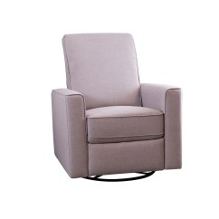 Swivel Chairs Kijiji Peterborough Cute Accent Nice Recliner Contemporary Leather Fabric Abbyson Hampton Light Taupe Grey Nursery Chair