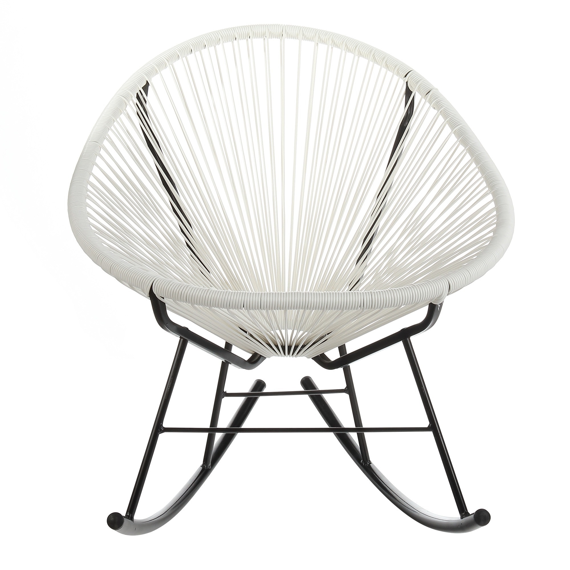 white indoor rocking chair helinox one camp shop acapulco outdoor on sale free shipping today overstock com 10492832