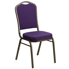 Purple Upholstered Dining Chairs Swing Chair Outdoor Heliconia Stack Free Shipping Today Overstock 17599758