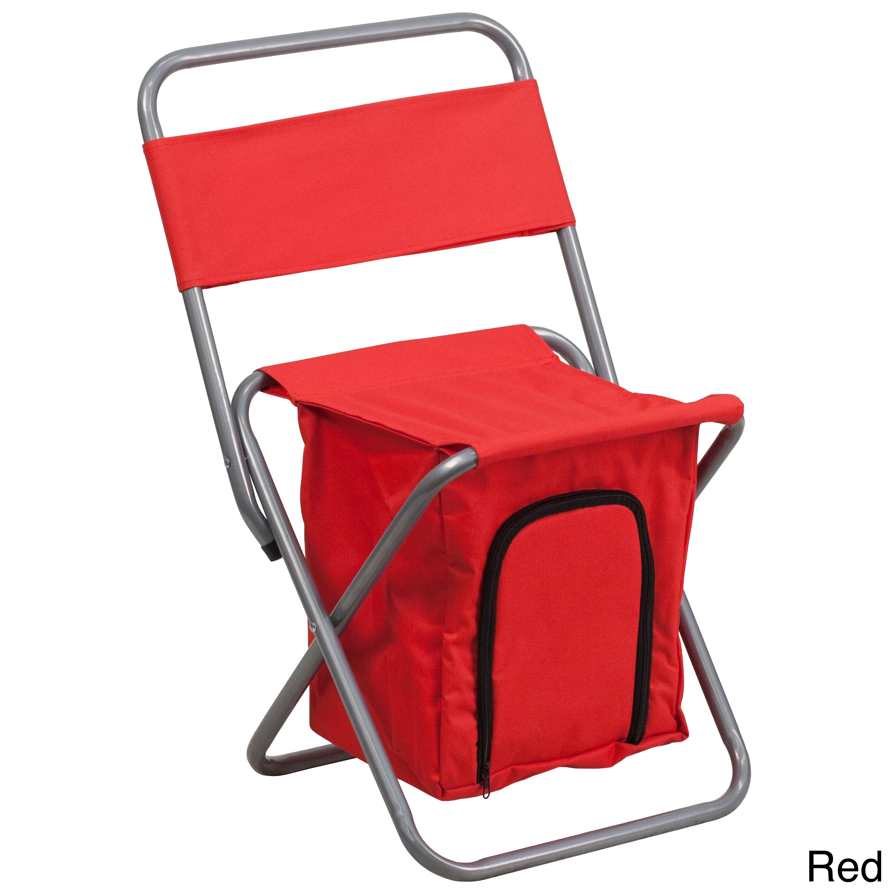 kids folding camp chair modway pillow office shop camping free shipping on orders over 45 overstock com 10573736